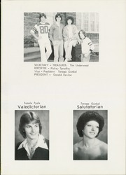Page 17, 1981 Edition, Schulter High School - Bulldog Yearbook (Schulter, OK) online yearbook collection