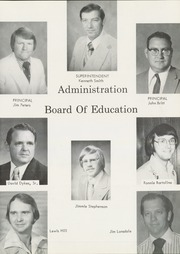 Page 7, 1981 Edition, Schulter High School - Bulldog Yearbook (Schulter, OK) online yearbook collection