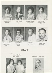 Page 9, 1981 Edition, Schulter High School - Bulldog Yearbook (Schulter, OK) online yearbook collection