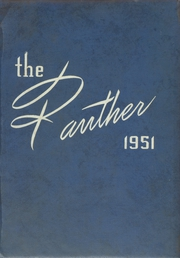 Taloga High School - Panther Yearbook (Taloga, OK) online yearbook collection, 1951 Edition, Page 1