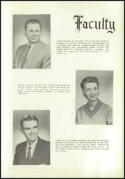 Page 13, 1955 Edition, Taloga High School - Panther Yearbook (Taloga, OK) online yearbook collection
