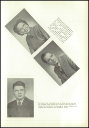 Page 15, 1955 Edition, Taloga High School - Panther Yearbook (Taloga, OK) online yearbook collection