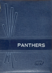 1959 Edition, Taloga High School - Panther Yearbook (Taloga, OK)