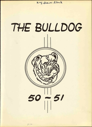Page 9, 1951 Edition, Forgan High School - Bulldog Yearbook (Forgan, OK) online yearbook collection