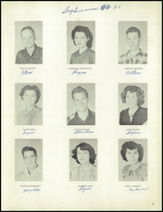 Page 13, 1951 Edition, Soper High School - Yearbook (Soper, OK) online yearbook collection