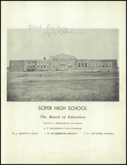 Page 5, 1951 Edition, Soper High School - Yearbook (Soper, OK) online yearbook collection