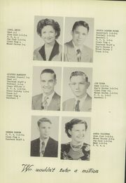 Page 14, 1952 Edition, Lamont High School - Red Devil Yearbook (Lamont, OK) online yearbook collection