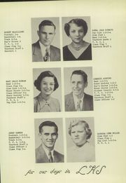 Page 15, 1952 Edition, Lamont High School - Red Devil Yearbook (Lamont, OK) online yearbook collection