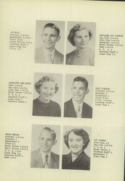 Page 16, 1952 Edition, Lamont High School - Red Devil Yearbook (Lamont, OK) online yearbook collection