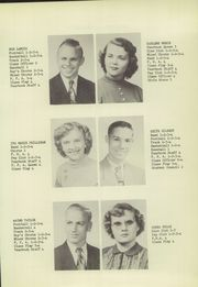 Page 17, 1952 Edition, Lamont High School - Red Devil Yearbook (Lamont, OK) online yearbook collection