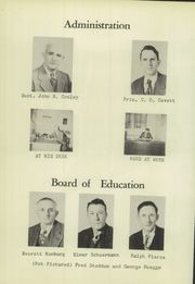 Page 8, 1952 Edition, Lamont High School - Red Devil Yearbook (Lamont, OK) online yearbook collection