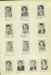Page 9, 1952 Edition, Lamont High School - Red Devil Yearbook (Lamont, OK) online yearbook collection