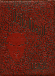 1954 Edition, Lamont High School - Red Devil Yearbook (Lamont, OK)