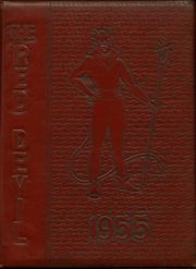 1955 Edition, Lamont High School - Red Devil Yearbook (Lamont, OK)