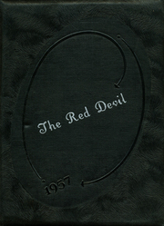 1957 Edition, Lamont High School - Red Devil Yearbook (Lamont, OK)