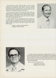 Page 10, 1978 Edition, Eagletown High School - Eagle Yearbook (Eagletown, OK) online yearbook collection