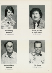 Page 13, 1978 Edition, Eagletown High School - Eagle Yearbook (Eagletown, OK) online yearbook collection