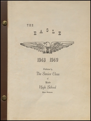 Page 3, 1949 Edition, Kinta High School - Yearbook (Kinta, OK) online yearbook collection