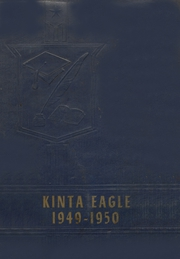 1950 Edition, Kinta High School - Yearbook (Kinta, OK)