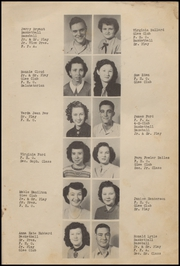 Page 13, 1950 Edition, Kinta High School - Yearbook (Kinta, OK) online yearbook collection