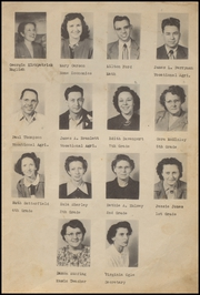 Page 7, 1950 Edition, Kinta High School - Yearbook (Kinta, OK) online yearbook collection