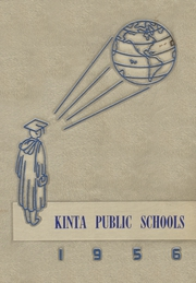 1956 Edition, Kinta High School - Yearbook (Kinta, OK)