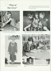 Page 10, 1986 Edition, Gage High School - Tiger Yearbook (Gage, OK) online yearbook collection