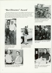 Page 12, 1986 Edition, Gage High School - Tiger Yearbook (Gage, OK) online yearbook collection