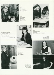 Page 15, 1986 Edition, Gage High School - Tiger Yearbook (Gage, OK) online yearbook collection