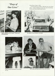 Page 6, 1986 Edition, Gage High School - Tiger Yearbook (Gage, OK) online yearbook collection