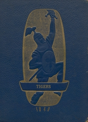 Bokoshe High School - Tigers Yearbook (Bokoshe, OK) online yearbook collection, 1949 Edition, Page 1