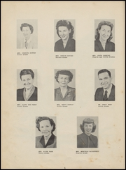 Page 10, 1951 Edition, Bokoshe High School - Tigers Yearbook (Bokoshe, OK) online yearbook collection