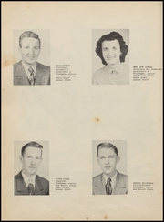 Page 12, 1951 Edition, Bokoshe High School - Tigers Yearbook (Bokoshe, OK) online yearbook collection