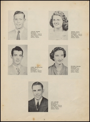 Page 13, 1951 Edition, Bokoshe High School - Tigers Yearbook (Bokoshe, OK) online yearbook collection