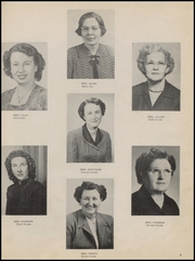 Page 11, 1954 Edition, Bokoshe High School - Tigers Yearbook (Bokoshe, OK) online yearbook collection