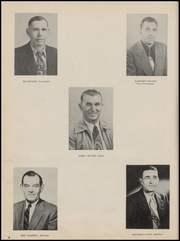 Page 8, 1954 Edition, Bokoshe High School - Tigers Yearbook (Bokoshe, OK) online yearbook collection