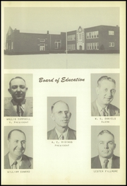 Page 9, 1951 Edition, Davidson High School - Sandstorm Yearbook (Davidson, OK) online yearbook collection