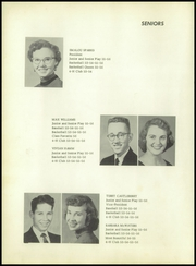 Page 12, 1956 Edition, Davidson High School - Sandstorm Yearbook (Davidson, OK) online yearbook collection