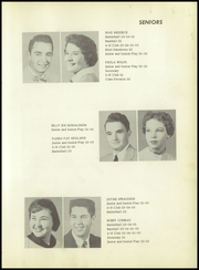 Page 13, 1956 Edition, Davidson High School - Sandstorm Yearbook (Davidson, OK) online yearbook collection