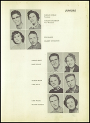 Page 15, 1956 Edition, Davidson High School - Sandstorm Yearbook (Davidson, OK) online yearbook collection