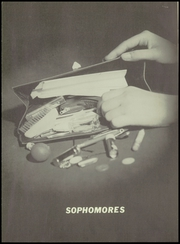 Page 17, 1956 Edition, Davidson High School - Sandstorm Yearbook (Davidson, OK) online yearbook collection