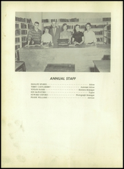 Page 6, 1956 Edition, Davidson High School - Sandstorm Yearbook (Davidson, OK) online yearbook collection