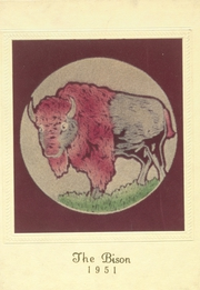 1951 Edition, Balko High School - Bison Yearbook (Balko, OK)
