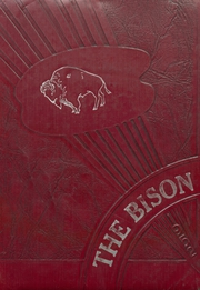 1952 Edition, Balko High School - Bison Yearbook (Balko, OK)