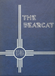 Page 1, 1955 Edition, Fargo High School - Bearcat Yearbook (Fargo, OK) online yearbook collection