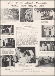 Page 10, 1955 Edition, Fargo High School - Bearcat Yearbook (Fargo, OK) online yearbook collection