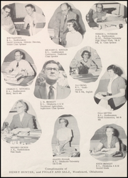 Page 17, 1955 Edition, Fargo High School - Bearcat Yearbook (Fargo, OK) online yearbook collection