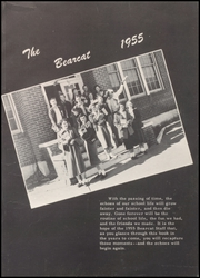 Page 7, 1955 Edition, Fargo High School - Bearcat Yearbook (Fargo, OK) online yearbook collection
