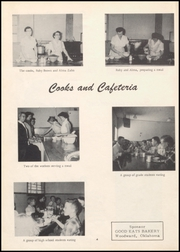 Page 12, 1956 Edition, Fargo High School - Bearcat Yearbook (Fargo, OK) online yearbook collection