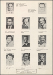 Page 17, 1956 Edition, Fargo High School - Bearcat Yearbook (Fargo, OK) online yearbook collection